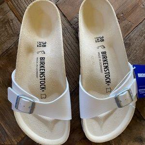 Birkenstock Womens Madrid Birko-Flor Sandals